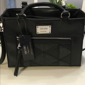 Nicole bag by Nicole Miller never used
